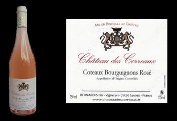 Côteaux Bourguignons, Rosé